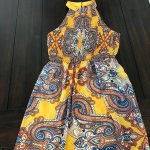 NEW | Halterneck Maxi Dress